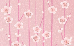 Wallpaper flowers, background, Wallpaper, roses, texture, flowers, full screen, pink. leaves