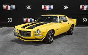 Picture Prototype, Chevrolet, Camaro, Chevrolet, 1970, Camaro, Z28, Hurst Sunshine Special