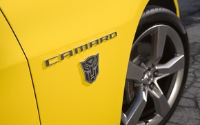 Picture Chevrolet, Chevrolet Camaro, Bumblebee