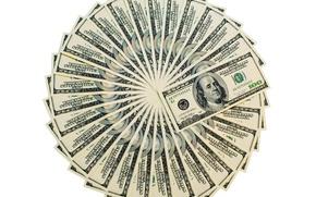 Wallpaper money, dollars, the bucks