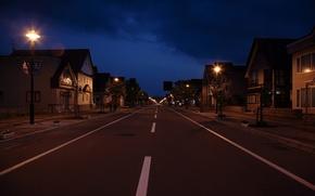 Picture Night, Street, Lantern