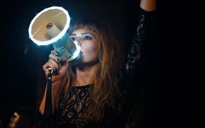 Picture girl, light, pop, indie, mouthpiece, french, The Dø, the do, Olivia Sea Of The Bay