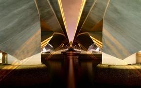 Picture river, Bridge