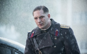 """Picture look, snow, form, Tom Hardy, Tom Hardy, Child 44, """"Room 44"""""""