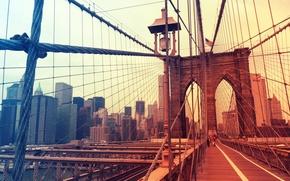 Picture manhattan, new york, Manhattan, Brooklyn, New York, city, the city, brooklyn