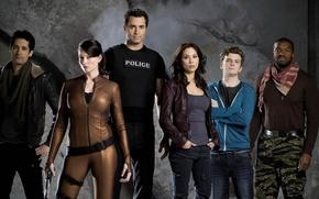 Picture background, The series, actors, Movies, Continuum, Continuum