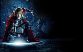 Wallpaper movie, Thor, men, fantasy, thor