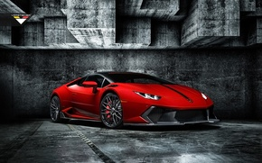 Picture Lamborghini, Vorsteiner, the front, Lamborghini, Huracan, Novara Edition