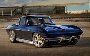 Picture Corvette, Chevrolet, 1964, Forgeline