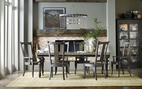 Picture design, style, interior, dining room