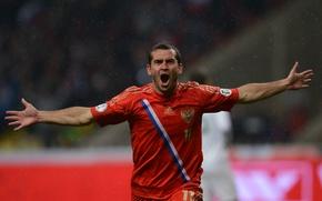 Picture football, Russia, football, Aleksandr, Kerzhakov