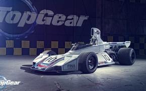 Picture Top Gear, Car, Race, Brabham BT44
