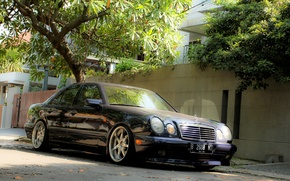 Picture Mercedes-Benz, Mercedes, E-class, E-Class, 1996, E-class, W210, Executivklasse, Lupato, Eyed, E320