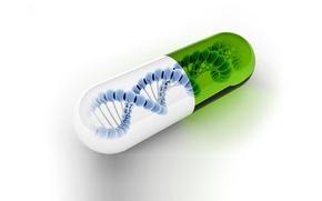 Wallpaper DNA, tablet, chain