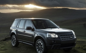 Picture sport, Land rover, freelander