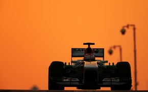 Picture grand prix, Abu Dhabi, UAE, Force India., Yas Marina