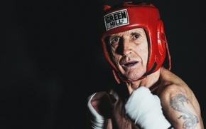 Picture sport, Boxing, veteran
