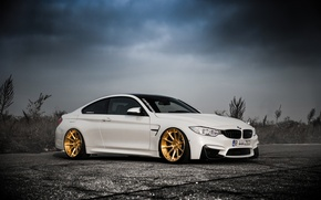 Picture BMW, BMW, Car, tuning, White, F30