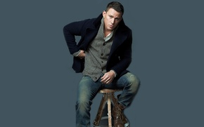 Picture photoshoot, Channing Tatum, Channing Tatum, The Hollywood Reporter, October 2014
