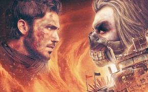Picture sand, storm, truck, Mad Max, Fury Road, Mad Max: fury Road, Man: The Immortan Joe, …