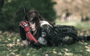 Picture cosplay, Metal Gear Solid, cosplay, Kojima Productions, The Phantom Pain