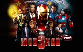 Picture fiction, comic, Tony Stark, Iron man 3, Iron Man 3
