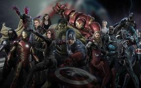 Picture marvel, superheroes, superheros, The Avengers, Avengers