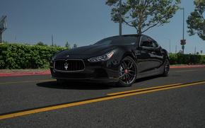Picture Maserati, Vorsteiner, Ghibli, V-FF, 105's