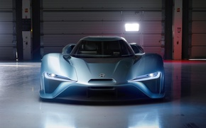 Picture car, supercar, design, speed, electric, automobiles, chinese, technology, electric car, facing, Super car, Nio EP9, …