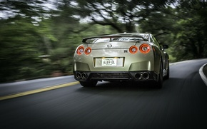 Picture nissan, gt-r, sports car, 45th Аnniversary Edition