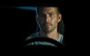 Picture look, male, twilight, actor, Paul Walker, The fast and the furious, Paul Walker, Fast and …