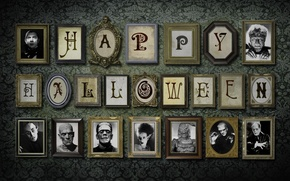 Wallpaper Halloween, holidays, background, portraits, Wallpaper, helloween pictures