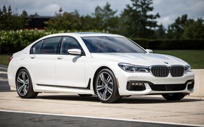 Picture BMW, BMW, xDrive, 7-Series, 2015, G11