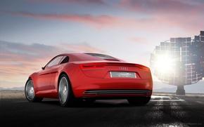 Picture auto, car, Audi e-Tron