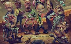 Picture the series, Breaking bad, Breaking Bad, brba, Mike Ehrmantraut, Walter White, Jesse Pinkman, Heisenberg, Jesse …