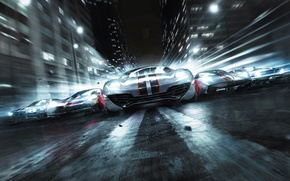 Picture road, machine, track, home, race, the asvaltu, GRID 2, Codemasters Racing Studios