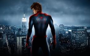 Picture city, new, spider man, york, the amazing spider man, parker, spidey, peter