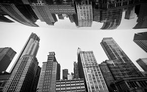 Picture Chicago, sculpture, Il, United States, Chicago, Illinois, Bob, sculpture, Millennium Park, Cloud gate, Anish Kapoor, …