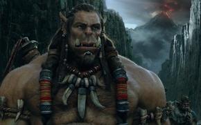 Picture cinema, sword, fantasy, game, Warcraft, Blizzard, sky, cloud, mountain, rpg, movie, ken, fang, clan, lava, …