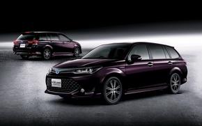 Picture Toyota, Hybrid, hybrid, Toyota, universal, Corolla, Corolla, 2015, Fielder