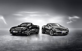 Picture Night Edition, SLK Grand Edition, Mercedes-Benz SL