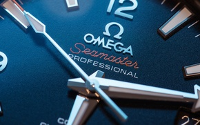 Picture metal, omega, watch