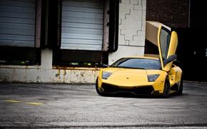 Wallpaper 670-4, Lamborghini, Murcielago, SuperVeloce