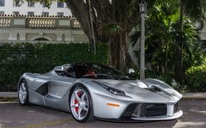 Picture car, Ferrari, Super, LaFerrari