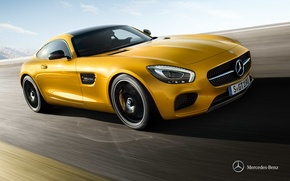 Picture Mercedes-Benz, supercar, Mercedes, AMG, 2014, C190