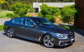 Picture BMW, BMW, sedan, 7-Series, G11