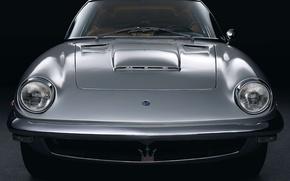 Picture Italian, grand tourer, Maserati Mistral