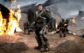 Picture Action, Fantasy, Tom Cruise, Adventure, Pictures, Sci-Fi, Edge of Tomorrow