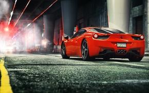 Picture Ferrari, Ferrari, 458, Italia