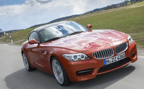 Picture road, BMW, sDrive, 35is